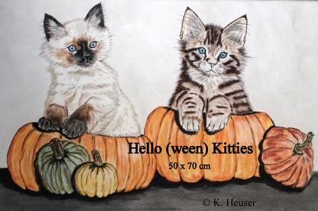113 Hello(ween) Kitties